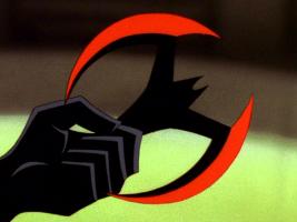 Le Batarang de Batman Beyond Batarangs